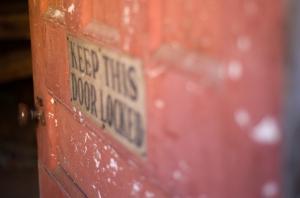 Lock this Door!
