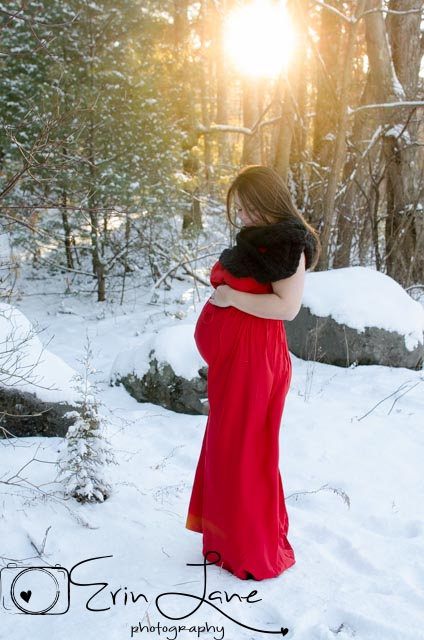 Hudson Valley Maternity Photographer-Trista and Richie-12