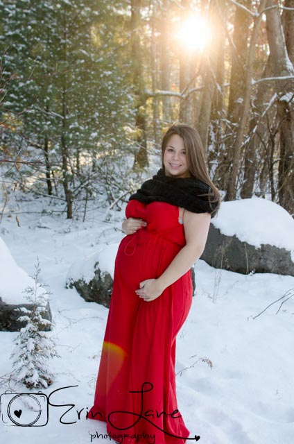 Hudson Valley Maternity Photographer-Trista and Richie-2