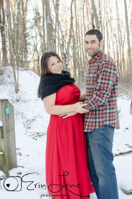 Hudson Valley Maternity Photographer-Trista and Richie-9