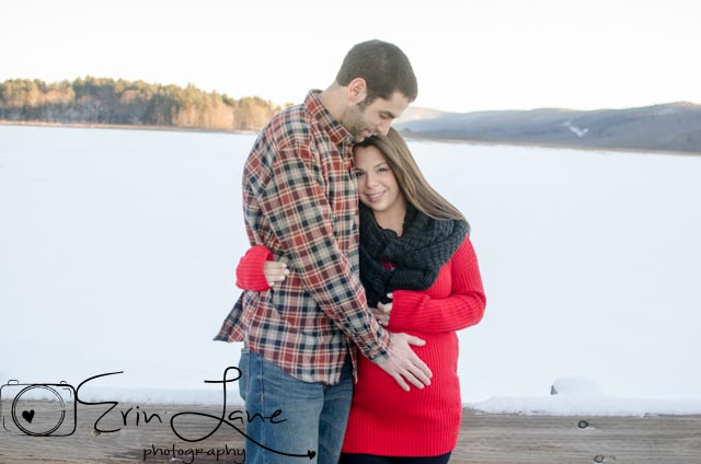 Hudson Valley Maternity Photographer-Trista and Richie