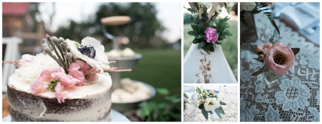 Floral Details at Weddings and Engagement sessions