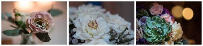 Bridal Jewelry on flowers